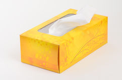 Tissue, Cold and Flu Season Stock Photography