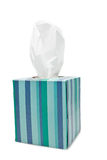 Box of tissues Royalty Free Stock Images