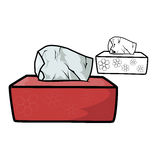Box of Tissues Royalty Free Stock Photo