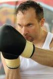Box Training Stock Image