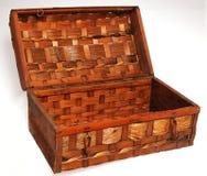 Box upwardly-opening Royalty Free Stock Photography