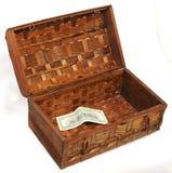 Box upwardly-opening Royalty Free Stock Images