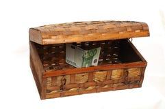 Box upwardly-opening Royalty Free Stock Photos