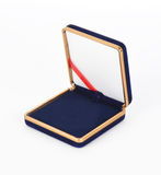 Box for valuables. Picture of box for valuables on a white background Royalty Free Stock Image
