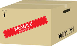 Box Royalty Free Stock Photo