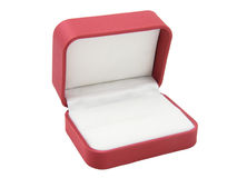 Box2 rojo Imagen de archivo