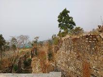 Boxa fort. At boxa westbengal india stock photo