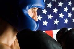 boxare fotografering för bildbyråer