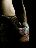 boxare arkivbild