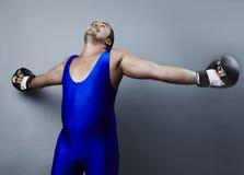 boxare olden stående stylised tid under Fotografering för Bildbyråer