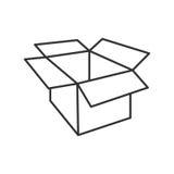 Boxas Arkivfoton