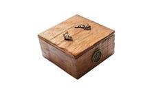 Boxas för smycken Royaltyfria Foton