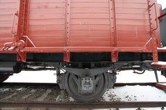 boxcar παλαιό στοκ φωτογραφία με δικαίωμα ελεύθερης χρήσης