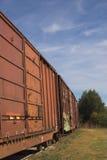 boxcars σιδηρόδρομος στοκ φωτογραφία με δικαίωμα ελεύθερης χρήσης