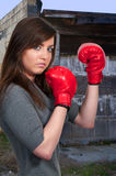Boxe Photographie stock