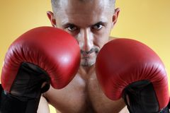 Boxe Photos stock