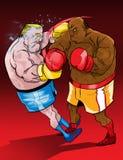 Boxe Стоковое Изображение