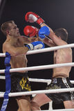 Boxe thaïe Photo stock