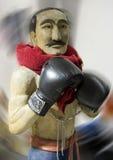 Boxeador Fotografía de archivo