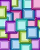 Boxed Geometric Stock Image