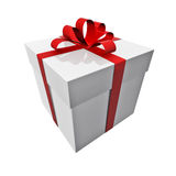 Boxed gift Stock Images