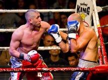 Boxeo Foto de archivo libre de regalías