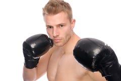 Boxeo Fotos de archivo libres de regalías