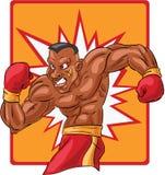 Boxeo Foto de archivo