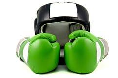 Boxeo Fotografía de archivo libre de regalías