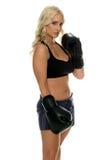 Boxeo cardiio Imagen de archivo libre de regalías