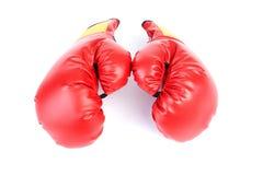 Boxeo-guante foto de archivo