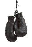 Boxeo-guante fotografía de archivo