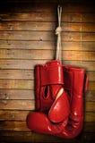 Boxeo-guante Fotografía de archivo libre de regalías