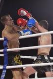 Boxeo tailandés Foto de archivo