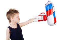 Boxer Stockfoto