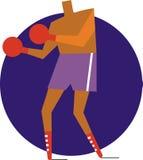 Boxer vektor abbildung