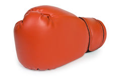 Boxer glove Royalty Free Stock Image