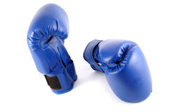 Boxer glove Royalty Free Stock Photo