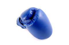 Boxer glove Royalty Free Stock Images
