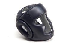 Boxer helmet Stock Photo