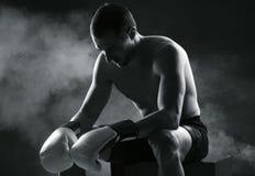 Boxer man Stock Photos