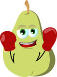 Boxer pear Stock Image