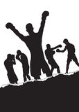 Boxers Stock Image