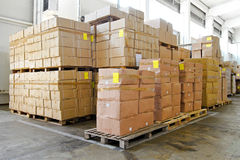 Boxes Stock Images