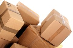 Free Boxes Royalty Free Stock Photography - 35894387