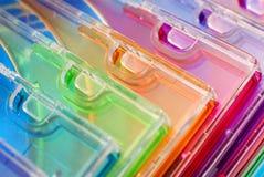 boxes cd Fotografering för Bildbyråer