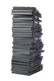 boxes dvdfilminpackning Fotografering för Bildbyråer