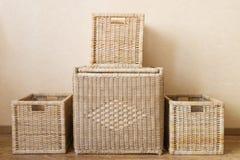 Boxes For Storage Stock Photos