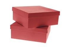 boxes gåvared Arkivfoton