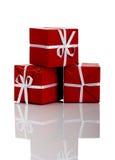 boxes gåvor arkivfoton
